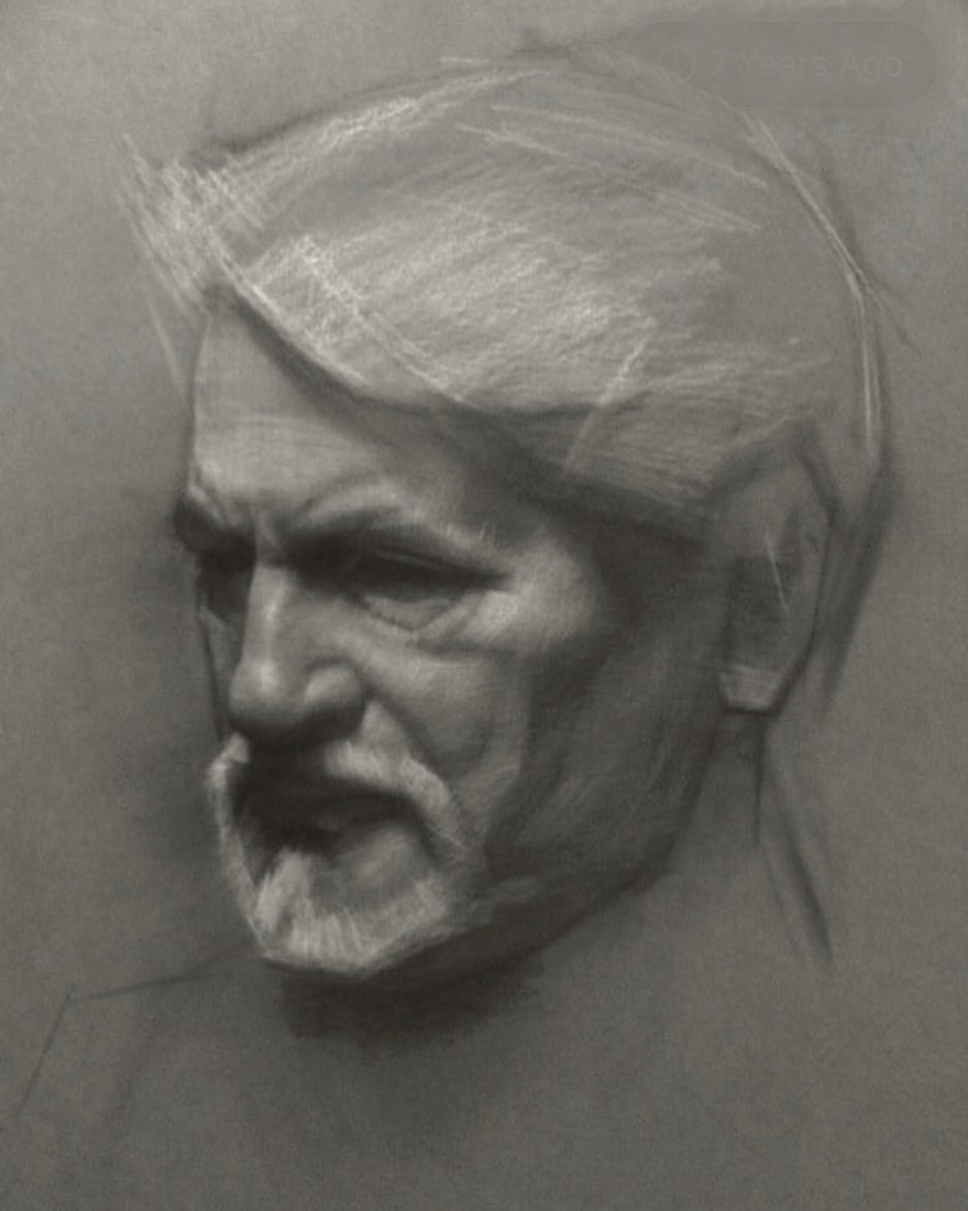 07-Drawing-Demo-2-David-Kassan-Charcoal-Portrait-Drawings-of-Ordinary-People-www-designstack-co