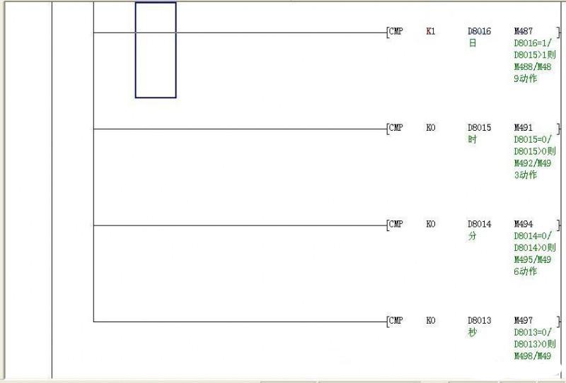 Mitsubishi plc timing trigger a fault plc program ladder diagram mitsubishi plc timing trigger a fault plc program ladder diagram ccuart Images