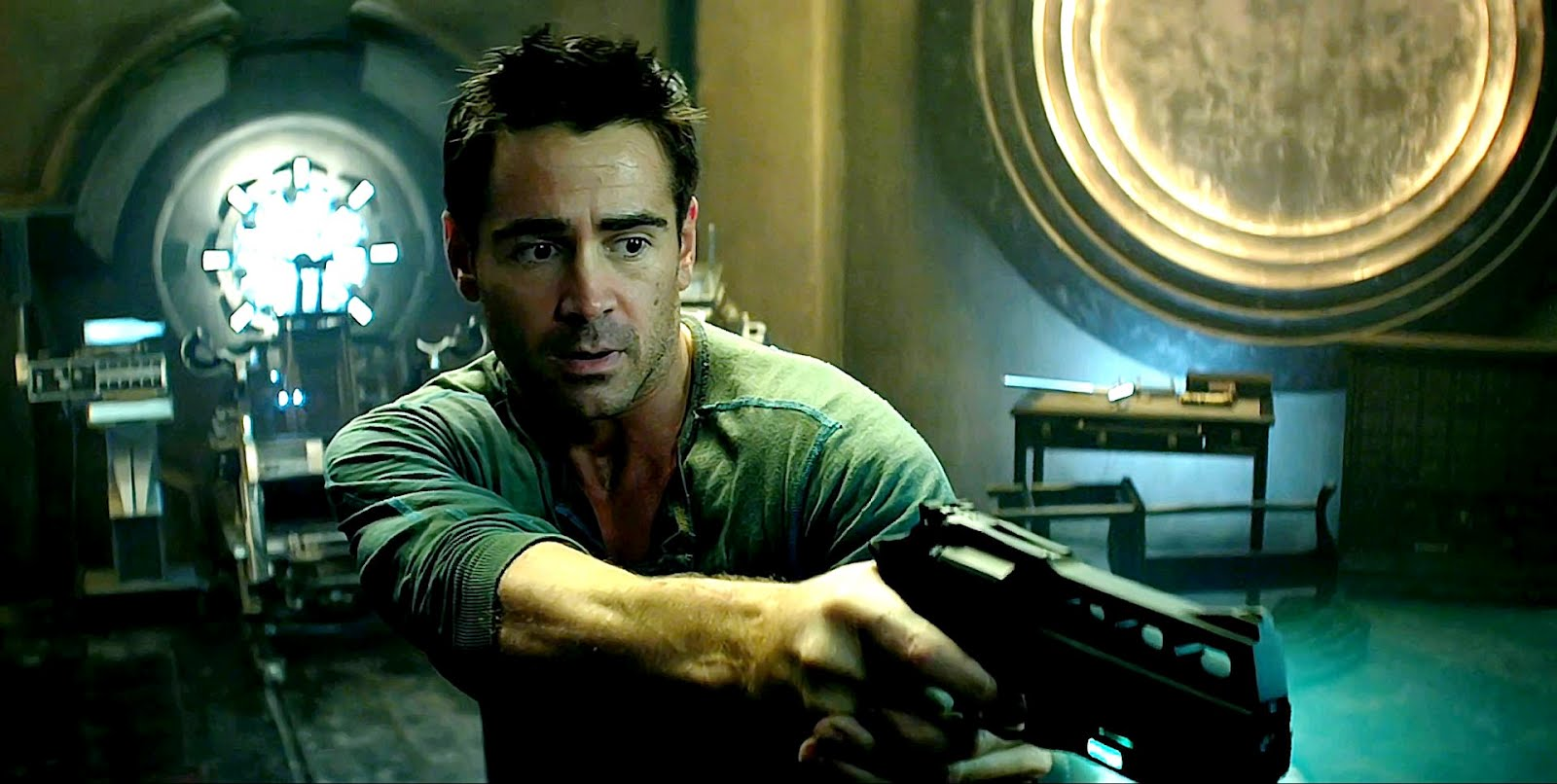 The New Total Recall Movie : Teaser Trailer
