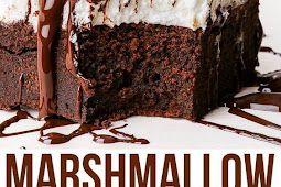 Delicious Marshmallow Brownies - Gluten Free and Dairy Free