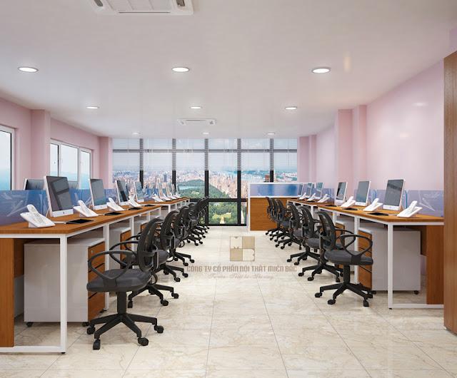 Tư vấn thiết kế văn phòng hiện đại chuyên nghiệp - H1