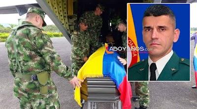 Militar fallecido en accidente de helicóptero el Cauca, será sepultado en Pitalito