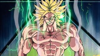 poder de Broly