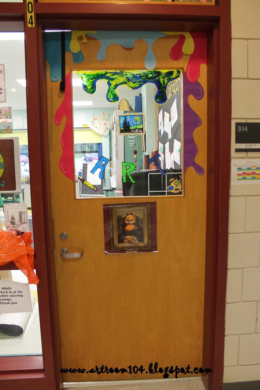 Classroom Doors & 50% Off Classroom Door Decals Only $9.99