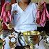 Fauzan, Juara Dunia Karate Asal Banjarmasin Nasibnya Tak Seberuntung Zohri