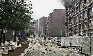 Introducción al concepto de terrorismo ¿Violencia innnata del ser humano para imponer su voluntad?