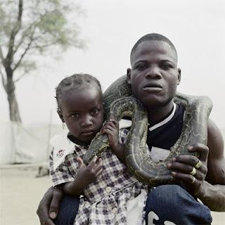 Gila , Inilah Hewan-Hewan Peliharaan Orang Afrika