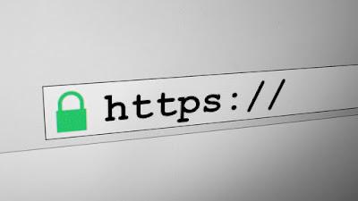 ssl https secure connection sign
