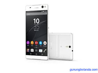 Cara Flashing Sony Xperia C5 Ultra Dual E5563 100 % Sukses