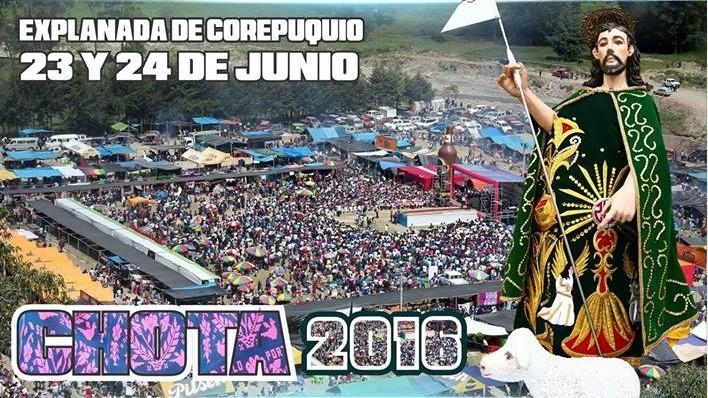 Sanjuanpampa 2016 - Chota