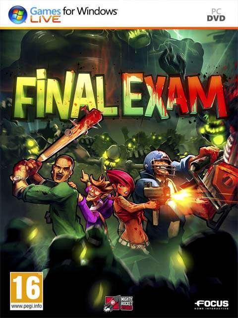 تحميل لعبة Final Exam مضغوطة برابط واحد مباشر + تورنت كاملة مجانا
