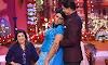 Shah Rukh Khan and Sunil Grover
