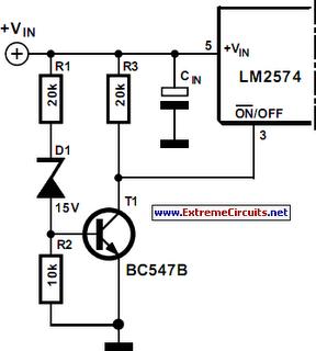 Switching power supply soft