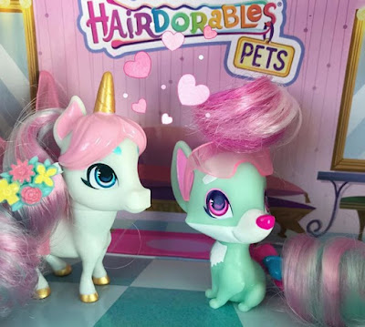 Животные Hairdorables Pets