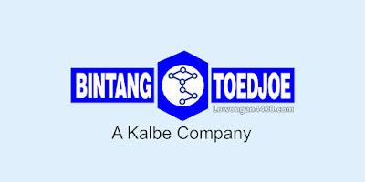 Lowongan Kerja PT Bintang Toedjoe Bulan Januari 2021