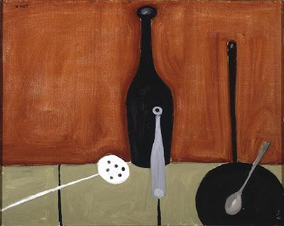 Exhibitions review: William Scott | The Spectator