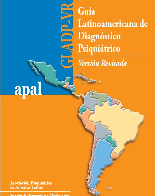 Guía Latinoamericana de Diagnóstico Psiquiátrico. PDF