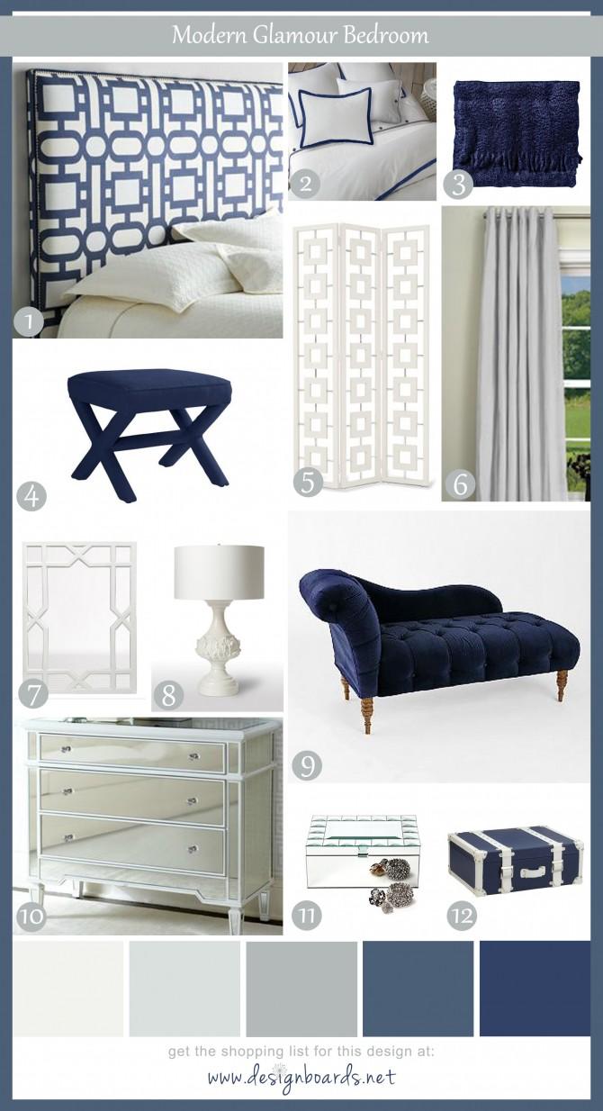 Navy Blue Bedroom Ideas: Navy Blue Bedrooms, Blue