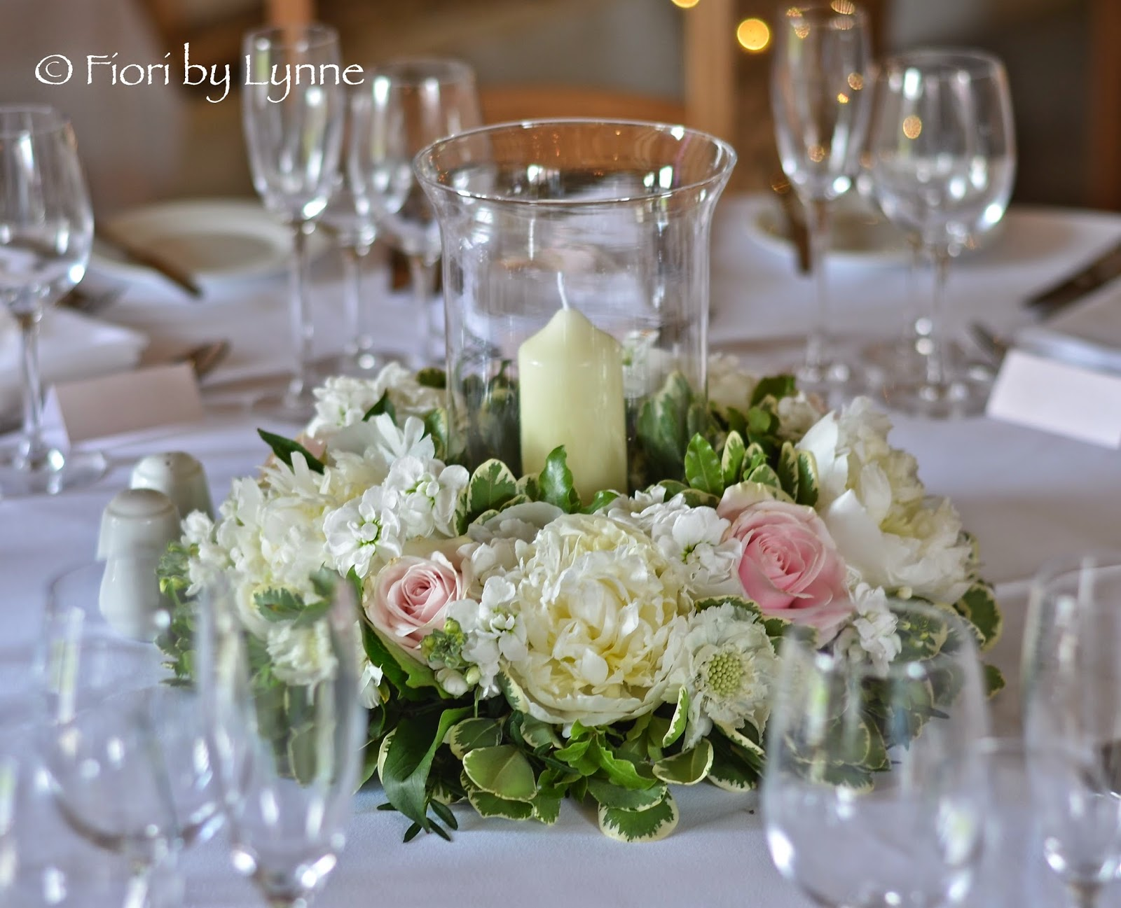 Wedding Flowers Blog: Rachel's Romantic, June Wedding