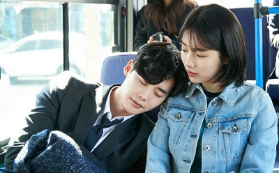 Pemain While You Were Sleeping