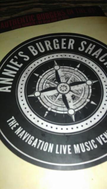 Annies Burger Shack, Nottingham