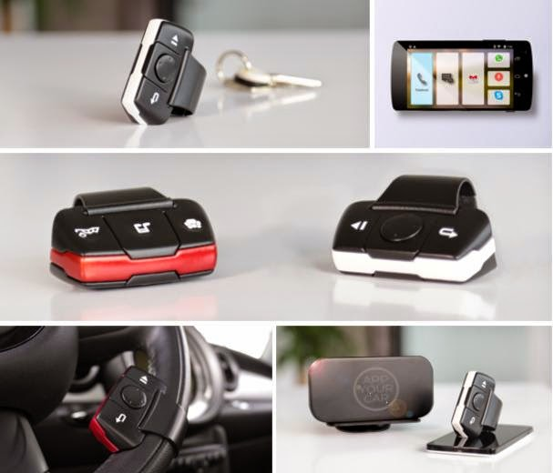 AppYourCar - integrates your smartphone into your car