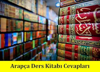 8. Sınıf Meb Yayınları Arapça Çalışma Kitabı Cevapları