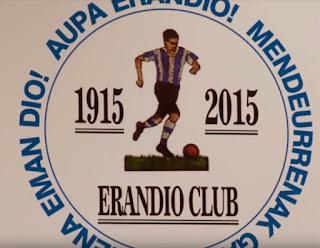 Zarra, Athletic Club, Erandio, Aúpa, Aúpa Erandio, Atlético,