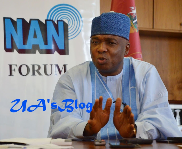 Nigeria Being Ruled By A Cabal – Saraki Reveals