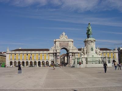 Praça Lisboa Portugal