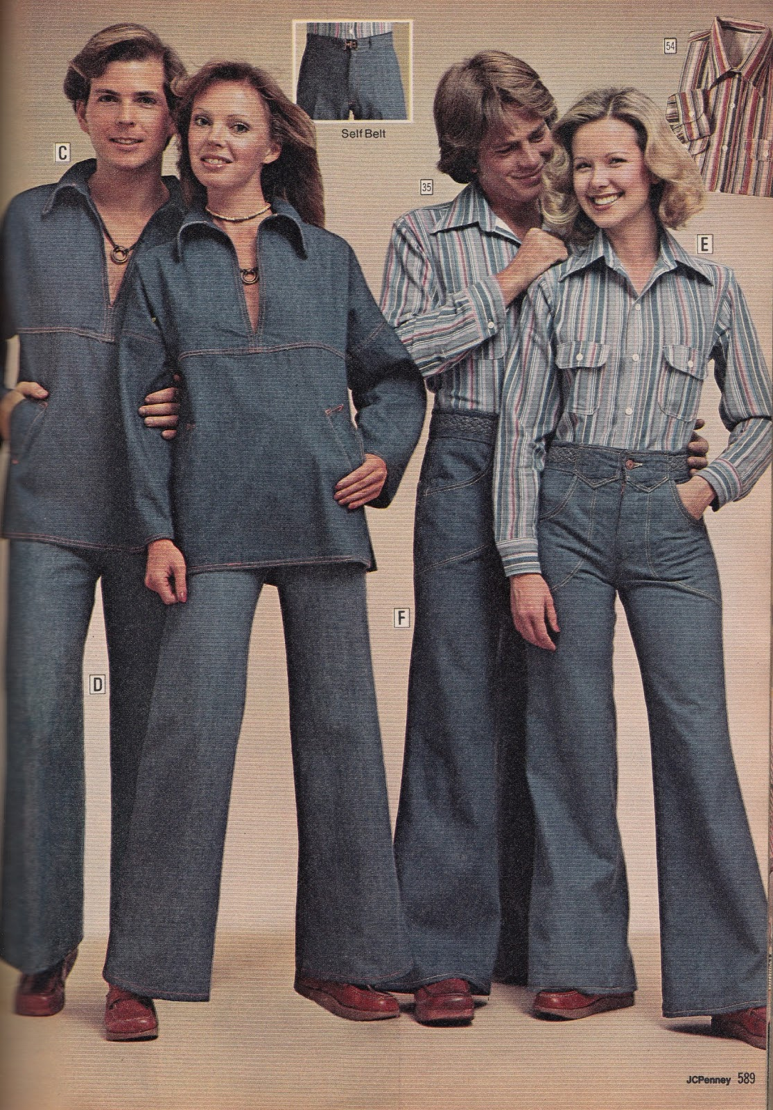 Kathy Loghry Blogspot: That's So 70s: Fashion as Couples ...