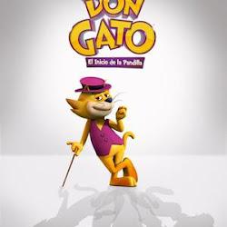 Poster Don Gato: El inicio de la pandilla 2015