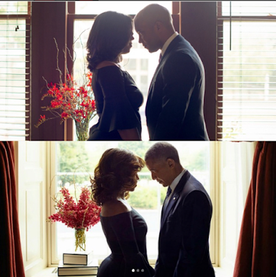 This Couple Missed The Obamas So Much They Decided To Recreate Their Poses For Their Engagement Photoshoot