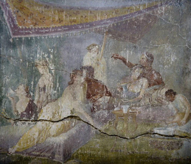Restoration works of the 'House of the Chaste Lovers' to start in Pompeii