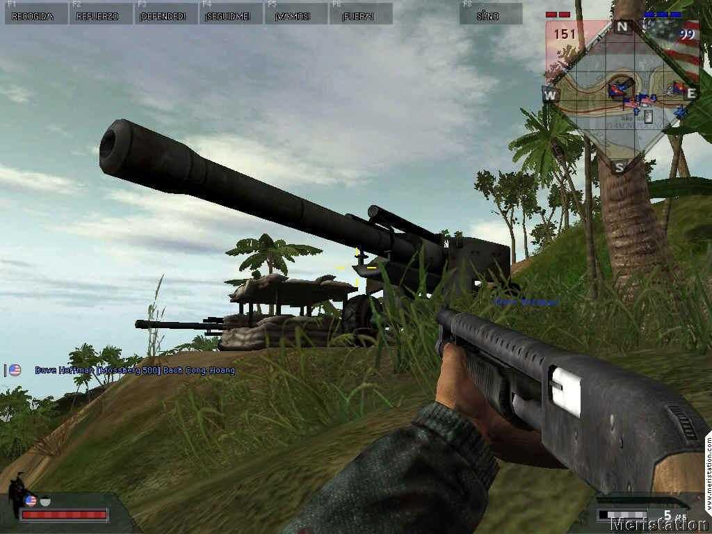 descargar battlefield 2 para pc full español mega