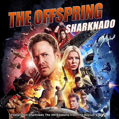 "The Offspring stream new song ""Sharknado"""