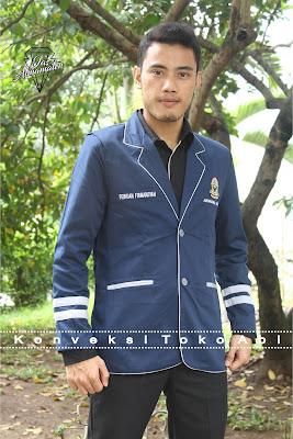 Tempat Pembuatan Jas Almamater Di Tangerang
