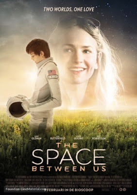 Rekomendasi film terbaru februari the space between us