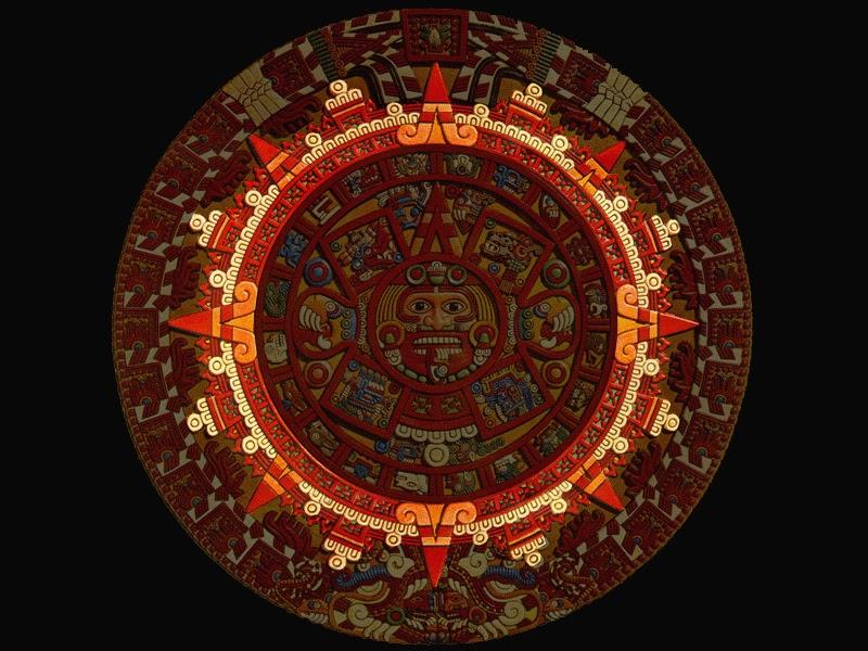Resultado de imagen para segundo circulo calendario azteca