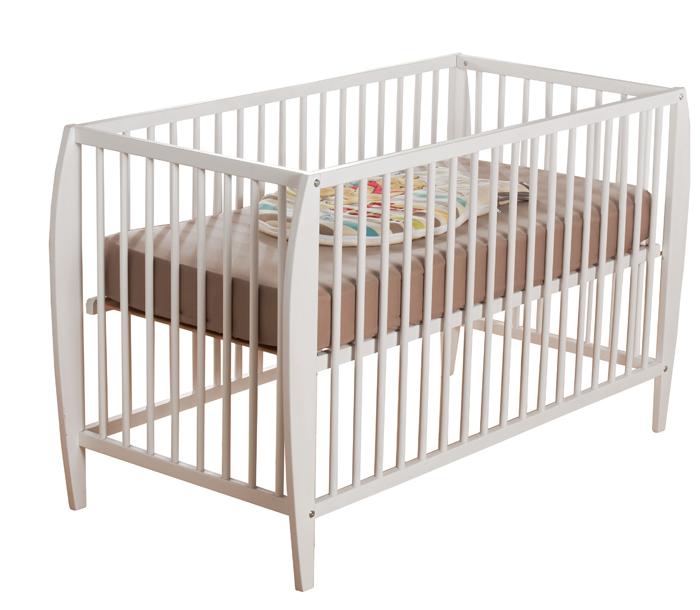 nouveau 2 lits b b design barreaux. Black Bedroom Furniture Sets. Home Design Ideas