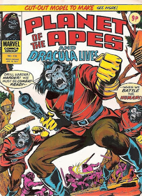 Marvel UK, Planet of the Apes #118
