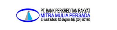 Jatengkarir - Portal Informasi Lowongan Kerja Terbaru di Jawa Tengah dan sekitarnya - Lowongan di BPR Mitra Mulia Persada Ungaran