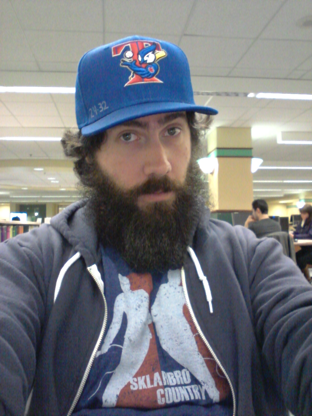 73b6a534b9c The 2003 Toronto Blue Jays cap came as a bit of a surprise to me  mostly  because they only used this cap for one year. It was an interesting concept  with ...