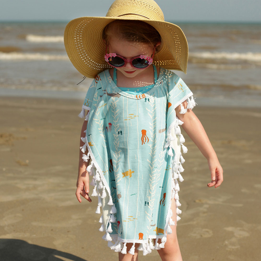 Tutorial | Fun In The Sun Swim Cover Up