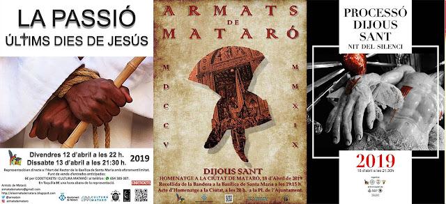 Armats de Mataró 2019