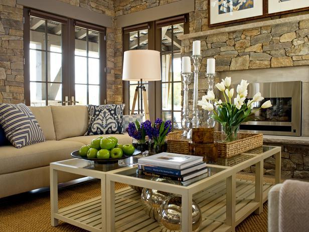 Modern furniture design hgtv dream home 2012 living - What to put in corner of living room ...