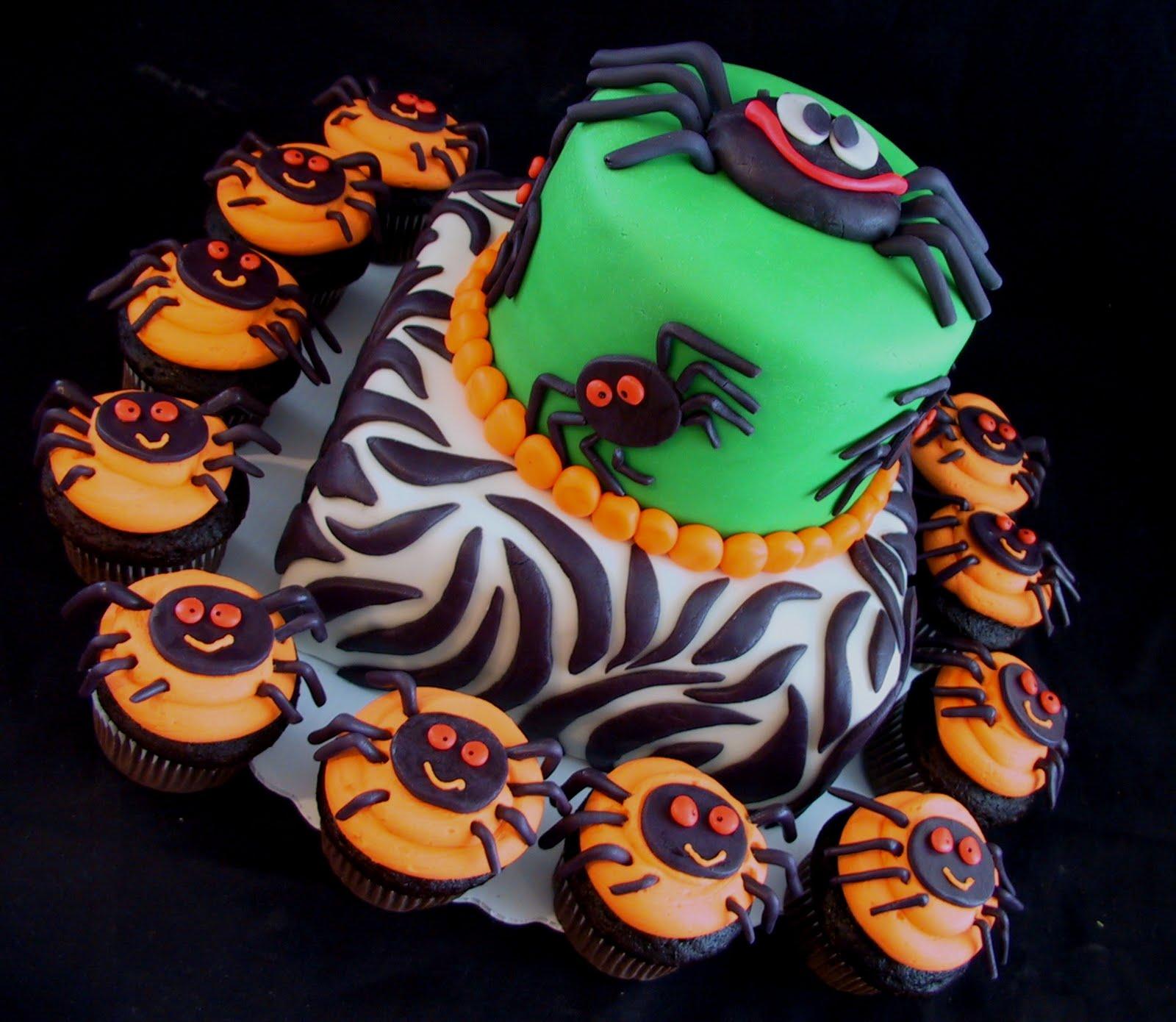 Birthday Cake Center Halloween Birthday Cakes