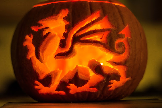 Welsh pumpkin