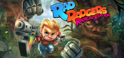 Rad Rodgers Radical Edition-CODEX