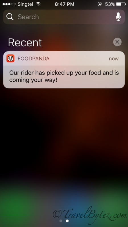 Foodpanda: NeNe Chicken (Bedok Mall)